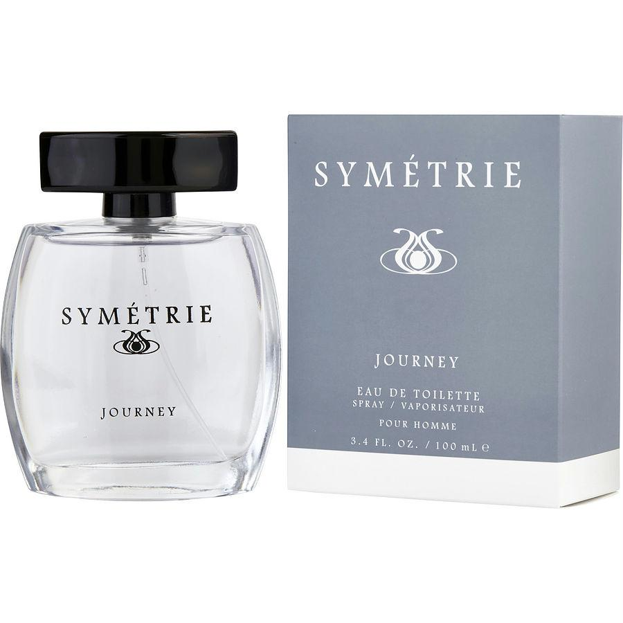 Symetrie Journey By Symetrie Edt Spray 3.4 Oz