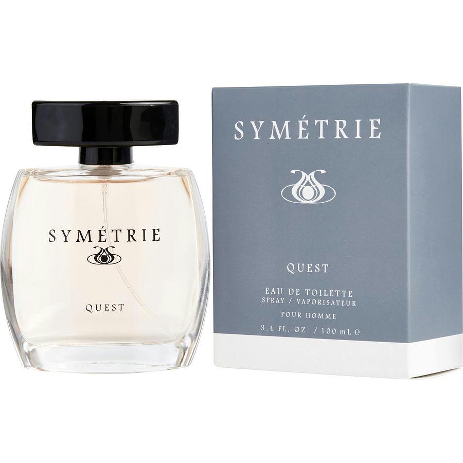 Symetrie Quest By Symetrie Edt Spray 3.4 Oz