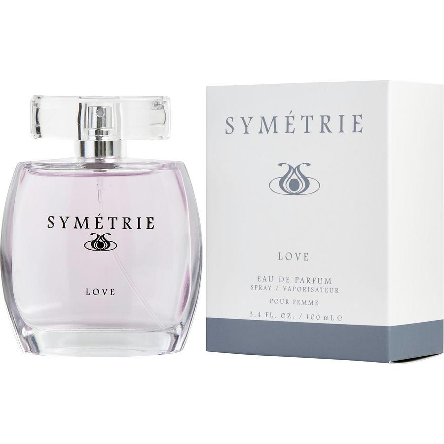 Symetrie Love By Symetrie Eau De Parfum Spray 3.4 Oz