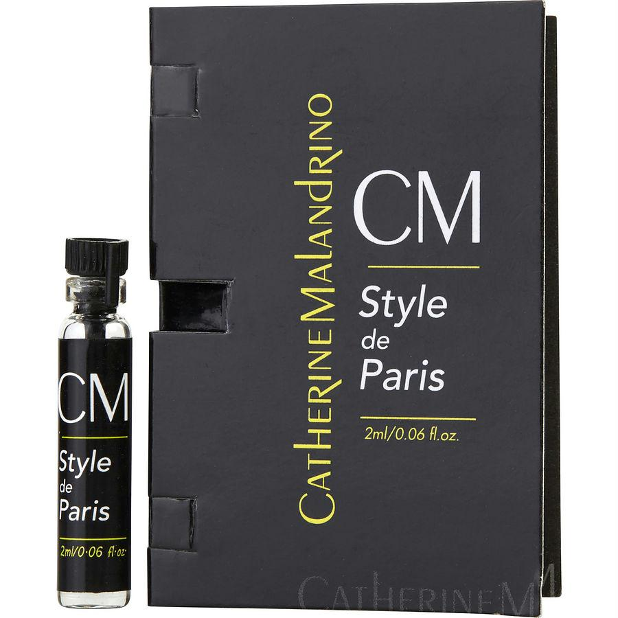 Catherine Malandrino Style De Paris By Catherine Malandrino Eau De Parfum Vial On Card