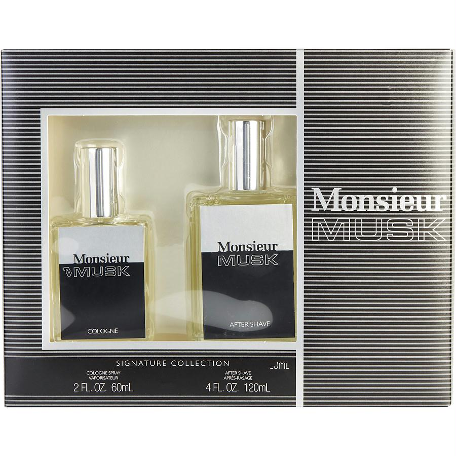 Dana Gift Set Monsieur Musk By Dana