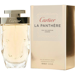 Cartier La Panthere Legere By Cartier Eau De Parfum Spray 3.3 Oz