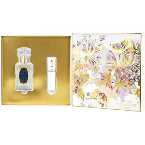 Iris Des Champs By Houbigant Eau De Parfum Spray 3.4 Oz & Purse Spray .33 Oz