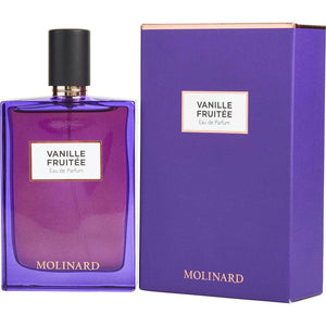 Molinard Vanille Fruitee By Molinard Eau De Parfum Spray 2.5 Oz