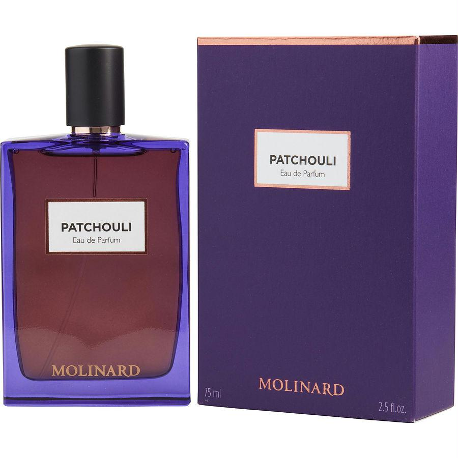 Molinard Patchouli By Molinard Eau De Parfum Spray 2.5 Oz