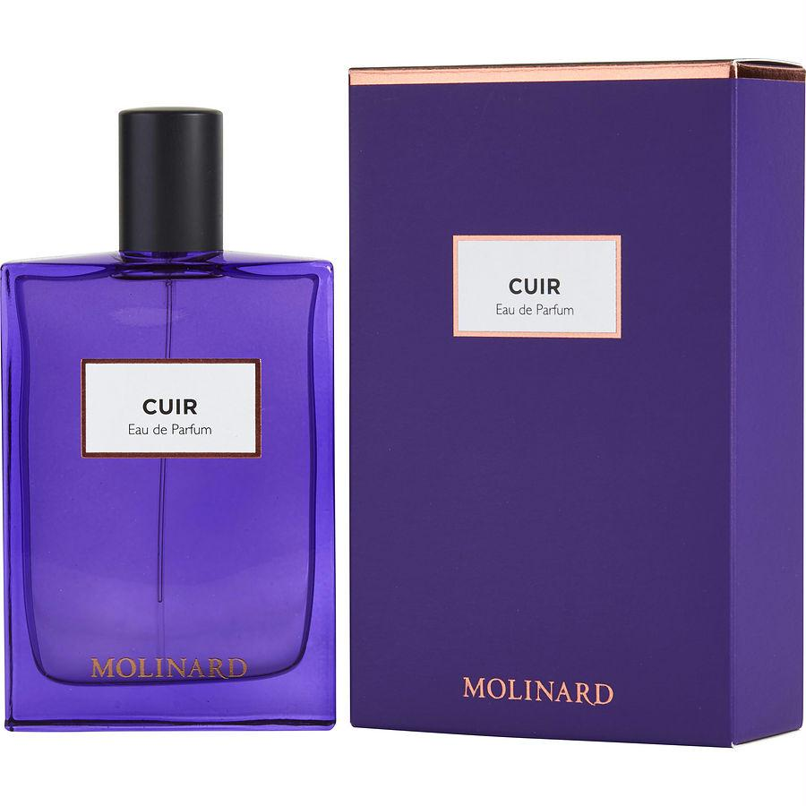 Molinard Cuir By Molinard Eau De Parfum Spray 2.5 Oz