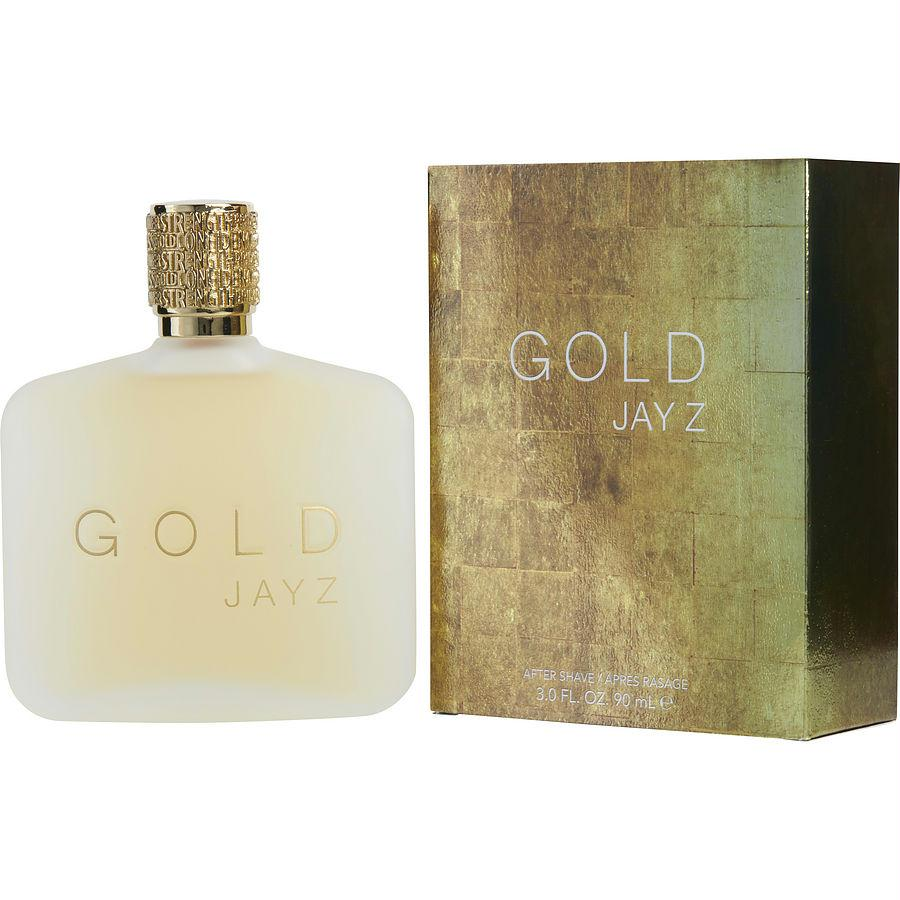 Jay Z Gold By Jay-z Aftershave 3 Oz