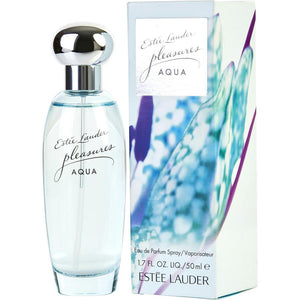 Pleasures Aqua By Estee Lauder Eau De Parfum Spray 1.7 Oz