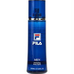 Fila By Fila Body Spray 8.4 Oz