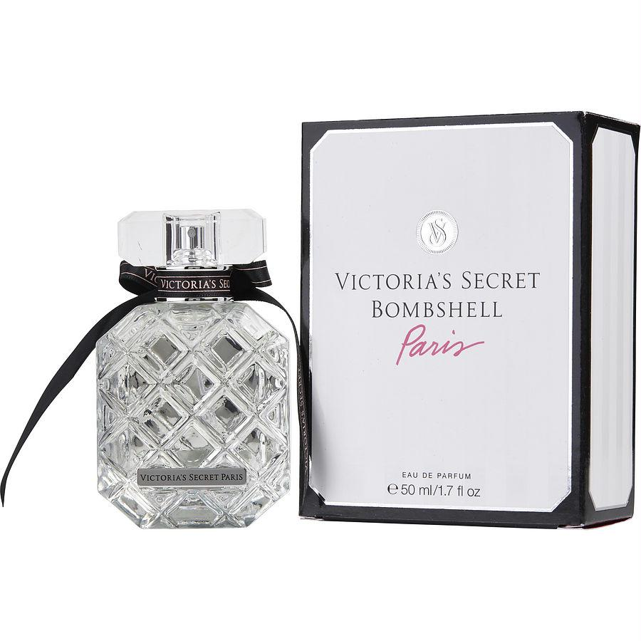 Bombshell Paris By Victoria's Secret Eau De Parfum Spray 1.7 Oz