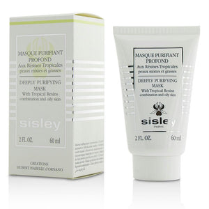 Deeply Purifying Mask With Tropical Resins (combination And Oily Skin) --60ml-2oz