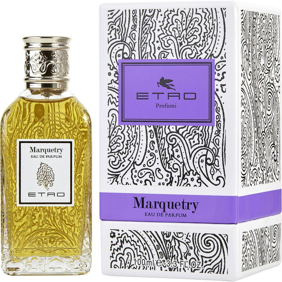 Marquetry Etro By Etro Eau De Parfum Spray 3.3 Oz