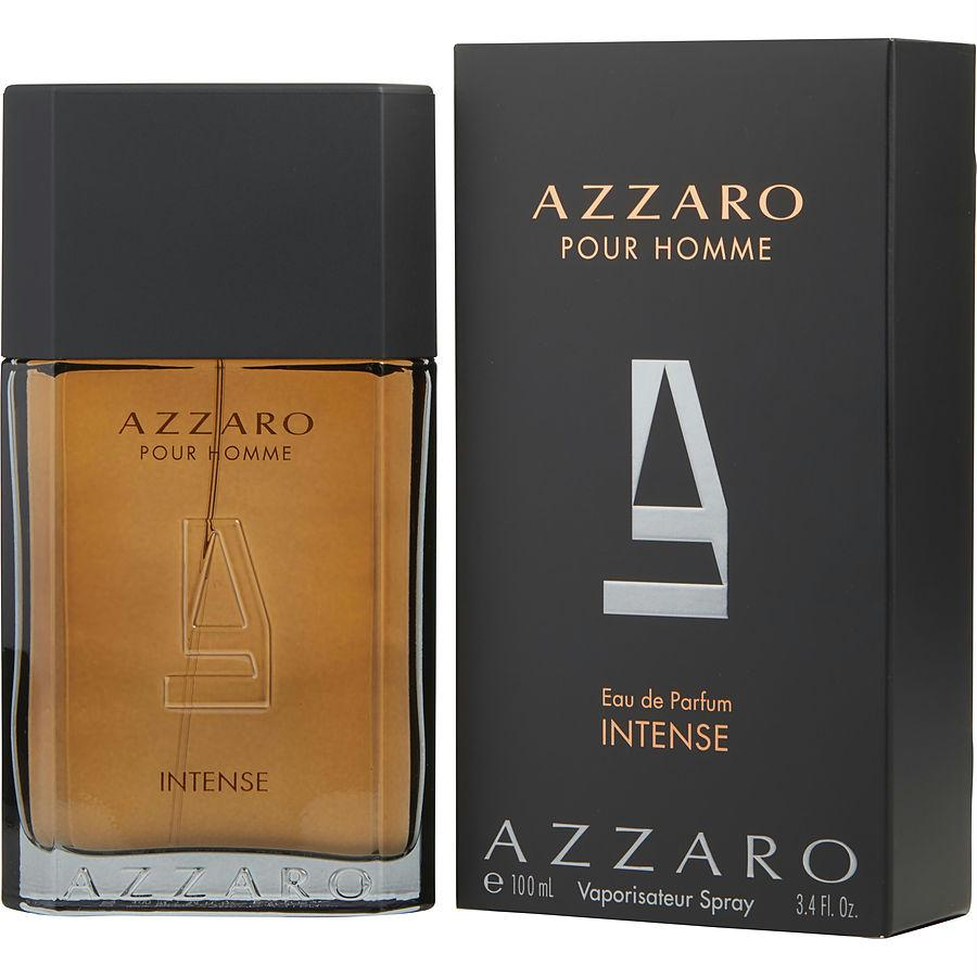 Azzaro Intense By Azzaro Eau De Parfum Spray 3.4 Oz