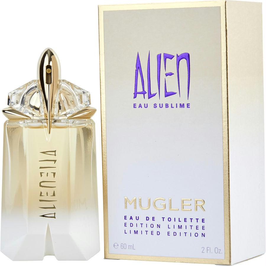 Alien Eau Sublime By Thierry Mugler Edt Spray 2 Oz