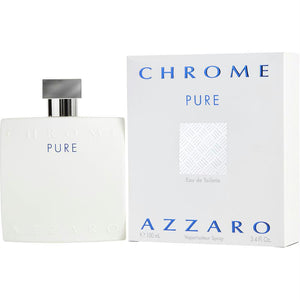 Chrome Pure By Azzaro Edt Spray 3.4 Oz