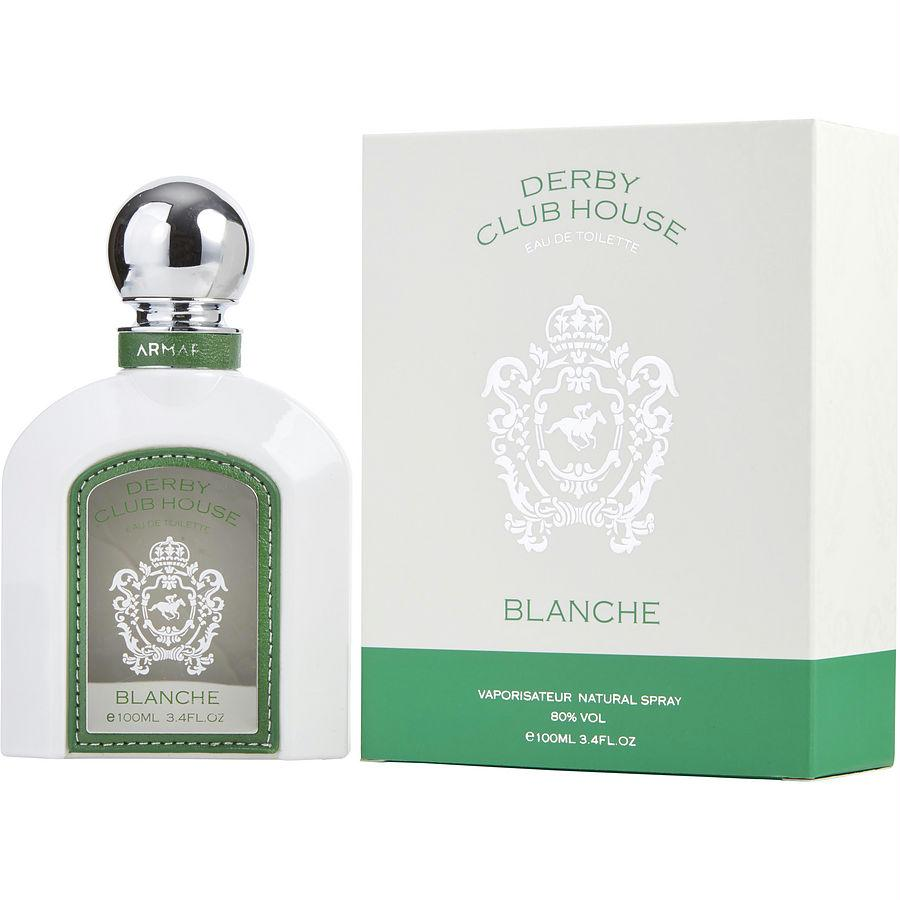 Armaf Derby Club House Blanche By Armaf Edt Spray 3.4 Oz