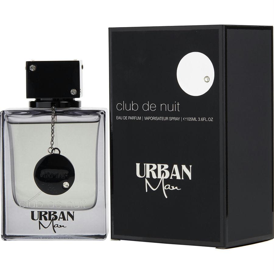 Armaf Club De Nuit Ubran Man By Armaf Eau De Parfum Spray 3.6 Oz