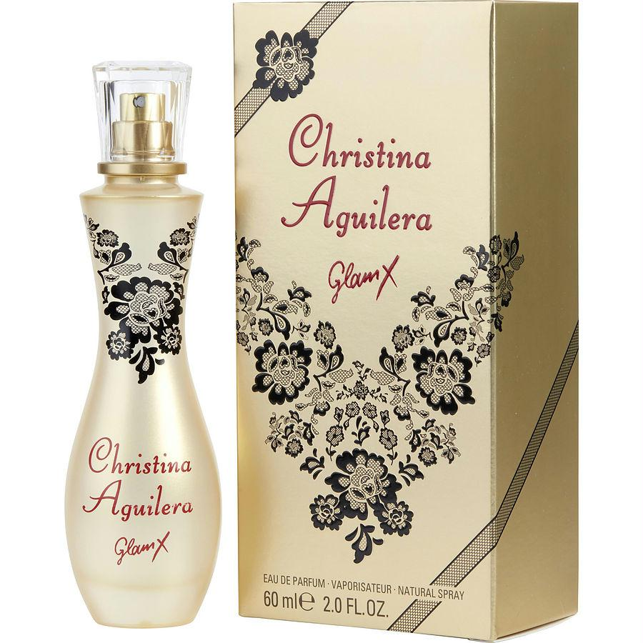 Christina Aguilera Glam X By Christina Aguilera Eau De Parfum Spray 2 Oz