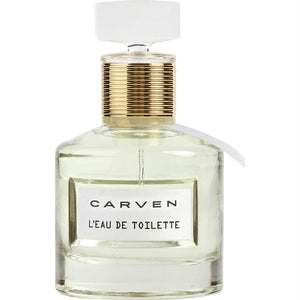 Carven L'eau De Toilette By Carven Edt Spray 1.6 Oz (unboxed)