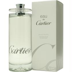 Eau De Cartier By Cartier Eau De Parfum Spray 6.7 Oz