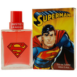 Superman By Cep Edt Spray 3.4 Oz *tester