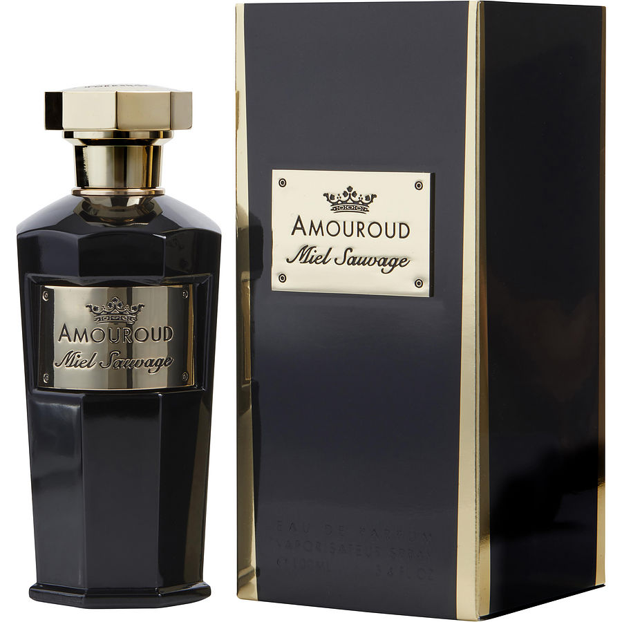 Amouroud Miel Sauvage By Amouroud Eau De Parfum Spray 3.4 Oz