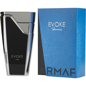 Armaf Evoke Blue By Armaf Eau De Parfum Spray 2.7 Oz
