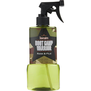 Kanon Boot Camp Warrior Rank & File By Kanon Body Spray 10 Oz