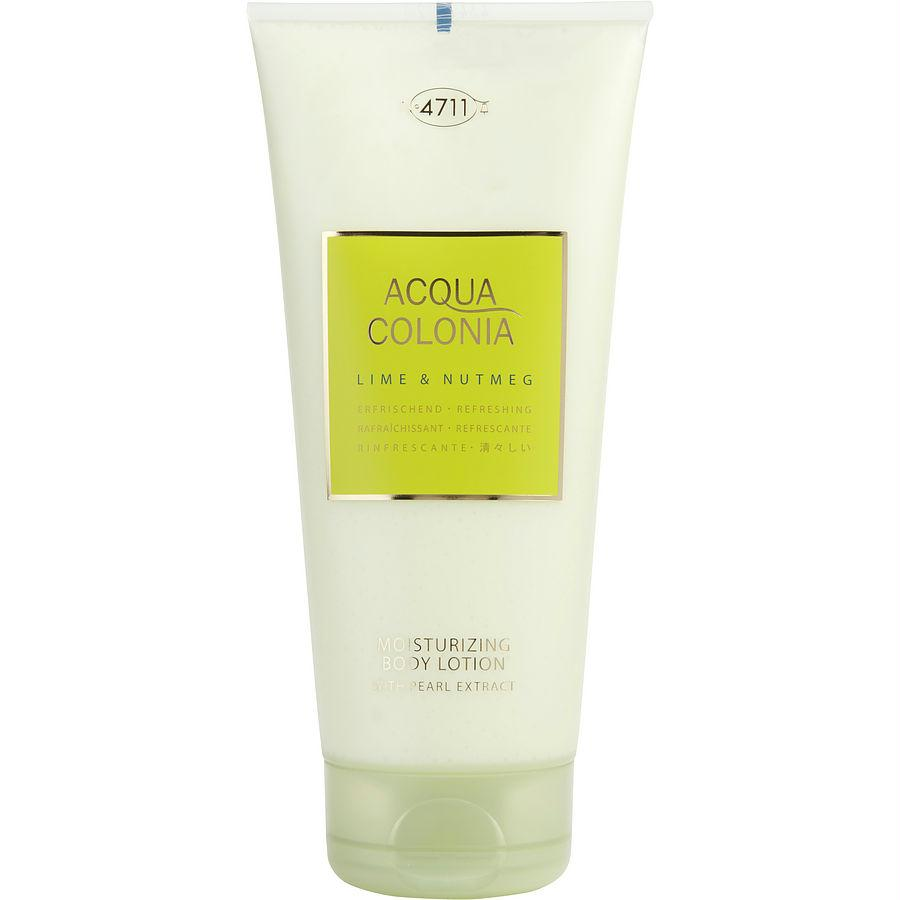 4711 Acqua Colonia By 4711 Lime & Nutmeg Body Lotion 6.8 Oz