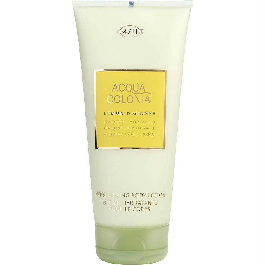 4711 Acqua Colonia By 4711 Lemon & Ginger Body Lotion 6.8 Oz