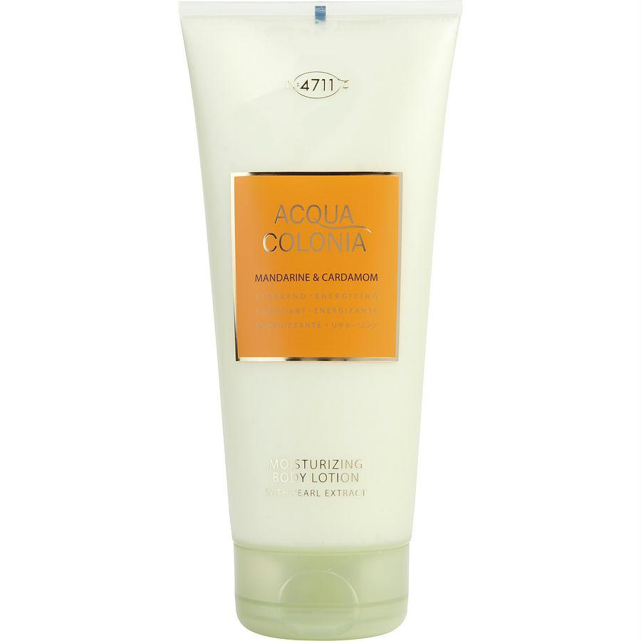 4711 Acqua Colonia By 4711 Mandarine & Cardamom Body Lotion 6.8 Oz