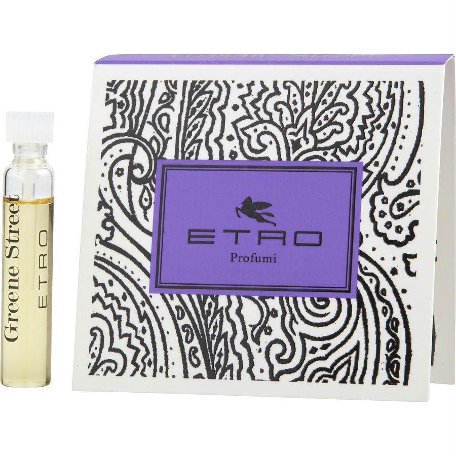 Etro Greene Street By Etro Edt Vial