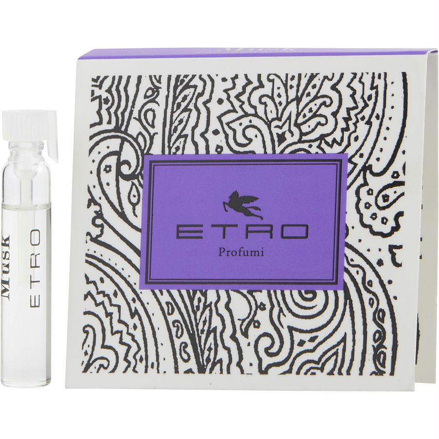 Musk Etro By Etro Edt Vial