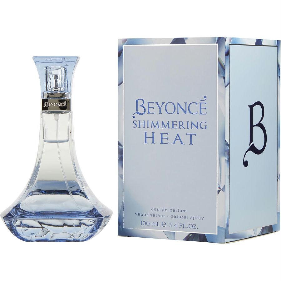 Beyonce Shimmering Heat By Beyonce Eau De Parfum Spray 3.4 Oz
