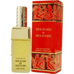 Molinard De Molinard By Molinard Edt Spray 2.5 Oz *tester