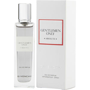 Gentlemen Only Absolute By Givenchy Eau De Parfum Spray 0.5 Oz (white Packaging)