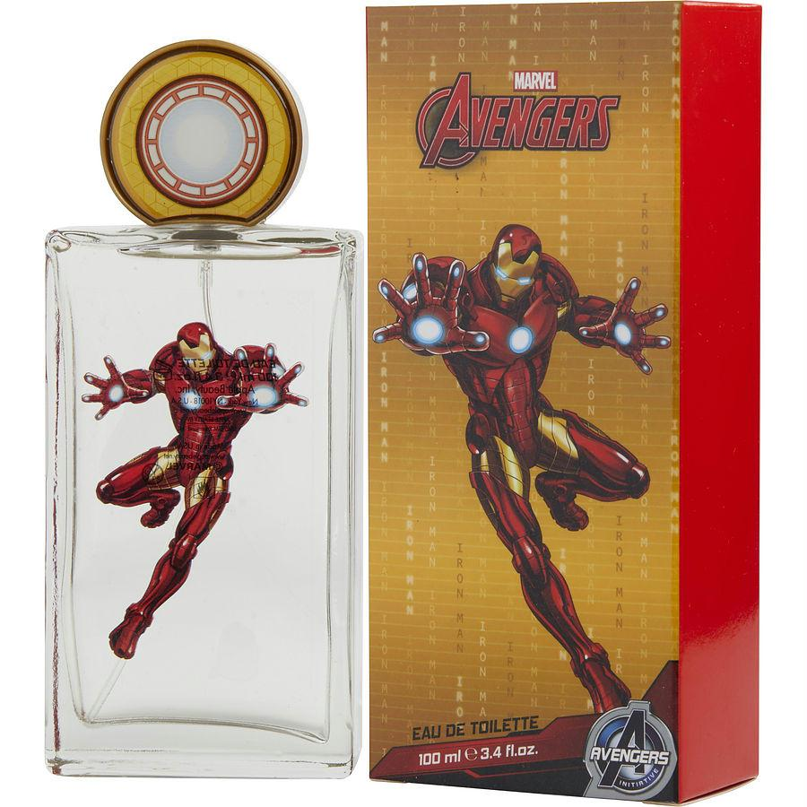 Iron Man By Marvel Edt Spray 3.4 Oz (new Packaging)