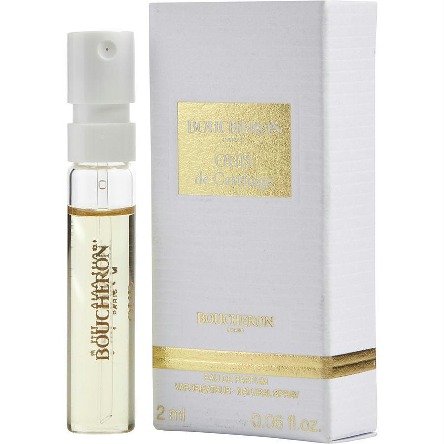 Boucheron Oud De Carthage By Boucheron Eau De Parfum Spray Vial
