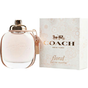 Coach Floral By Coach Eau De Parfum Spray 3 Oz