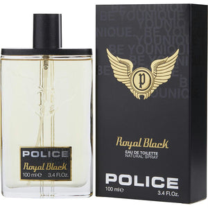 Police Royal Black By Police Edt Spray 3.4 Oz