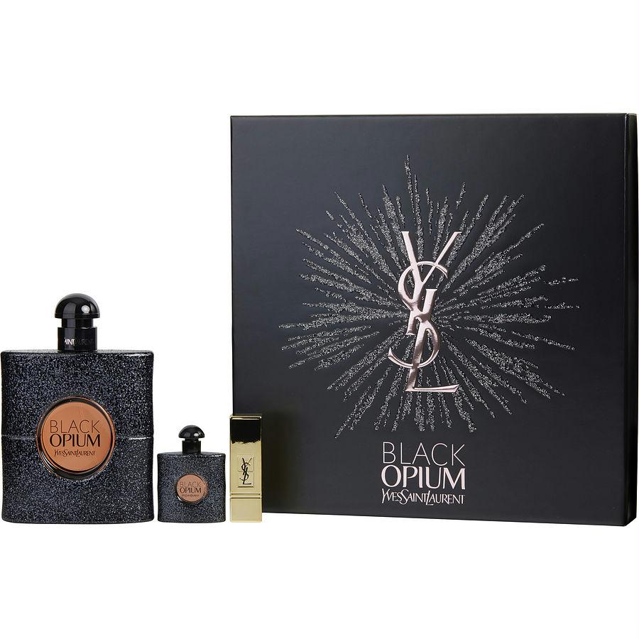Yves Saint Laurent Gift Set Black Opium By Yves Saint Laurent