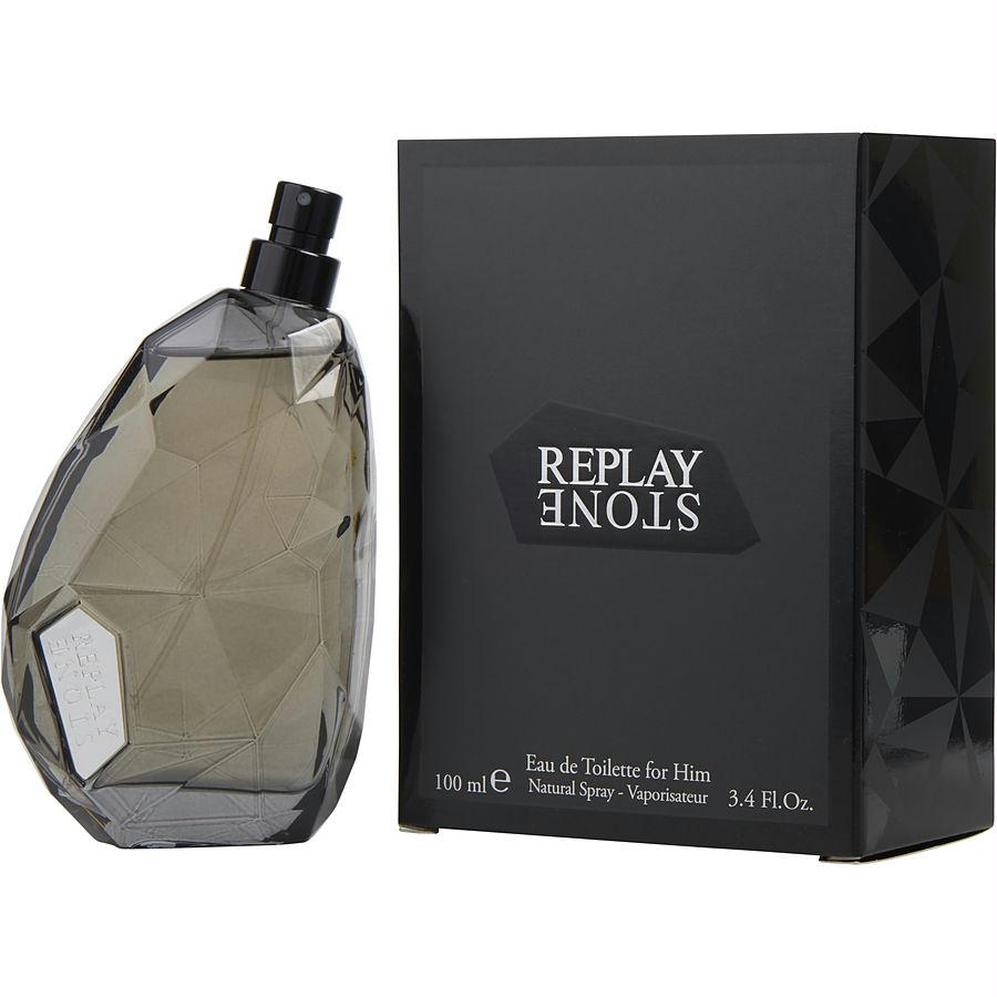 Replay Stone By Replay Edt Spray 3.4 Oz