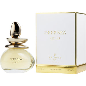 Palquis Deep Sea Gold By Palquis Eau De Parfum Spray 3.4 Oz