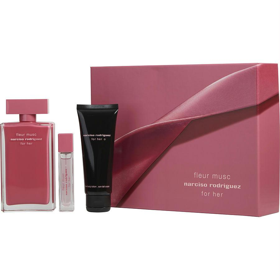 Narciso Rodriguez Gift Set Narciso Rodriguez Fleur Musc By Narciso Rodriguez