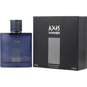 Axis Winner By Axis Edt Spray 3.3 Oz