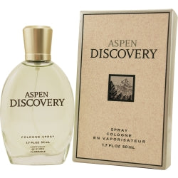 Aspen Discovery By Coty Cologne Spray 1 Oz (unboxed)