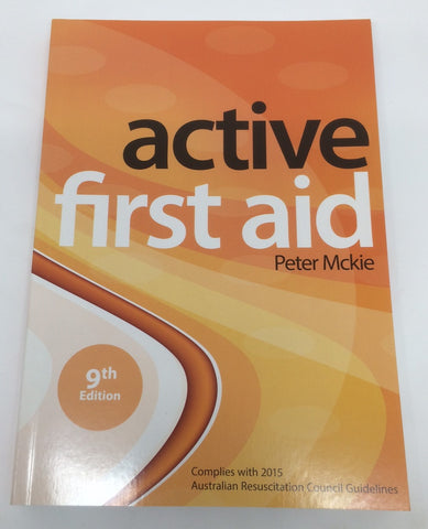 Manual Active First Aid Generic (Edition 9)