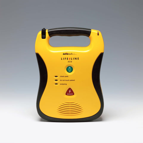 Defibtech - AED Semi Automatic Lifeline Package Set (5yr Battery)