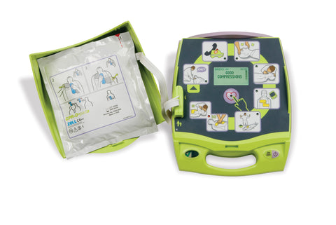 Zoll AED Plus - Complete Package (Auto)