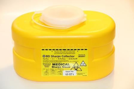 Container - Sharp 3.1Lt